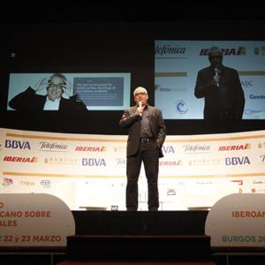 J. L Orihuela en #iRedes: