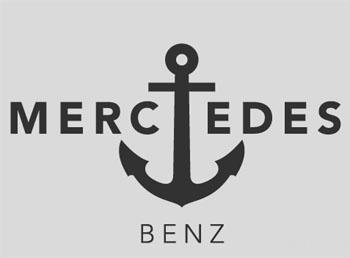La página de la marca Mercedes-Benz, convertida en una revista online
