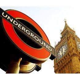 De 'Estación Sol Galaxy Note' a la parada 'Rafa Nadal' en el Metro de Londres
