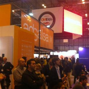 OMExpo 2012 espera 10.000 visitantes profesionales en las dos jornadas del mayor evento de marketing digital en España