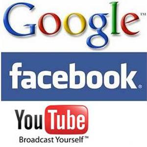 Facebook, Google y YouTube: los grandes beneficiados por el tráfico de Pinterest