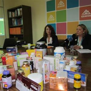 Las amas de casa denuncian que el 81% de la publicidad de los complementos alimenticios asegura prevenir enfermedades