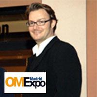 Sascha Kraft (Shackleton) en #OMExpo 2012: