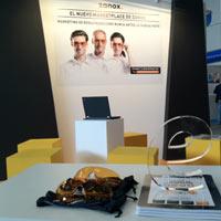 Zanox, mejor Plataforma de Afiliación por tercer año consecutivo en los eAwards Barcelona 2012