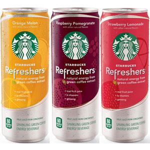 Starbucks se lanza a la piscina de las bebidas energéticas con el café verde