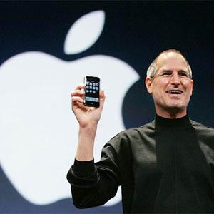 Steve Jobs es elegido por 'Forbes' como el emprendedor más influyente de los últimos años