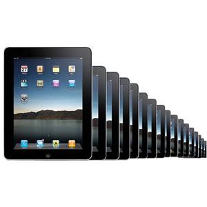 Época de vacas gordas en el mercado de tabletas: en 2012 se venderán más de 100 millones de unidades