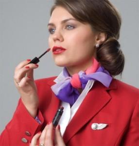 La aerolínea Virgin Atlantic aterriza en el mercado de la cosmética con su propia barra de labios