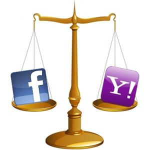 Yahoo! cumple su amenaza y demanda a Facebook