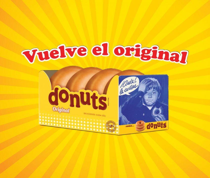 Donuts: 50 años de anuncios