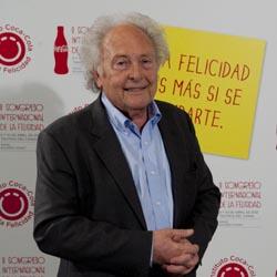E. Punset en el II Congreso de la Felicidad de Coca-Cola: