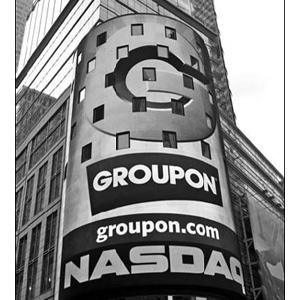 Groupon cae en picado en bolsa pero los inversores siguen confiando en el futuro
