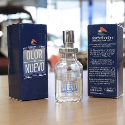 perfume auto nuevo