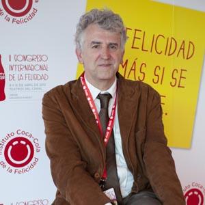 J. L. Arsuaga en el II Congreso Internacional de la Felicidad: