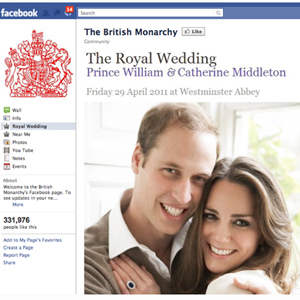 El 70% de las Casas Reales europeas está presente en las redes sociales