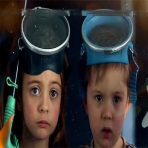 Los niños quieren ayudar a sus padres con Actimel