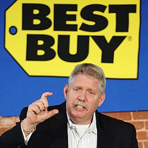 Best Buy se queda sin consejero delegado