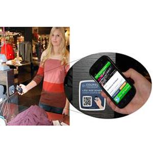 Coupies lanza cupones móviles con tecnología NFC por primera vez en España