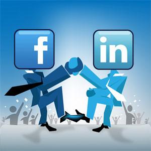 LinkedIn desbanca a Facebook entre los directivos europeos de empresas