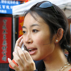 En China ya hay más de 1.000 millones de usuarios de móvil