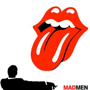 Los Rolling Stones, Don Draper y los spots de la era Mad Men