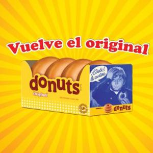 Donuts: una marca icónica que cumple 50 años recuperando su formato