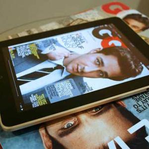 Las revistas ya tienen pautas propias para medir su éxito en las tabletas