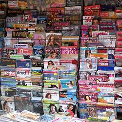 Next Issue Media lanza un quiosco digital con algunas de las revistas más importantes del mundo como 'Elle' o 'Fortune'