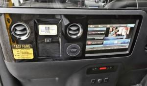 Los taxis de Nueva York se ponen al día en nuevas tecnologías
