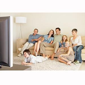 La TV fue el medio más consumido por los usuarios en 2011, con 6 minutos diarios más que en 2010