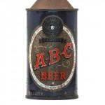 21 latas de cerveza con sabor vintage