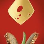 """30 anuncios cocinados con queso: publicidad para """"roedores"""""""