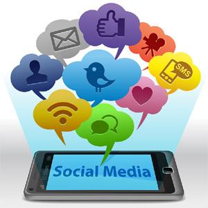 Los social media y los chats son el trampolín del marketing móvil