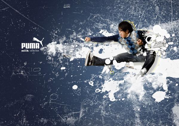 """40 anuncios creativos de Puma, la """"gran tapada"""" de las marcas ..."""