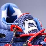 Reebok pone a los superhéroes de Marvel a sus pies