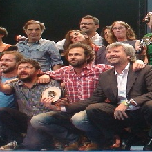 Balance de #ElSol2012: Contrapunto BBDO, con 14 premios, fue reconocida como Agencia del Año