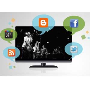 ¿Qué programas y series fueron más comentados en las redes sociales en mayo?