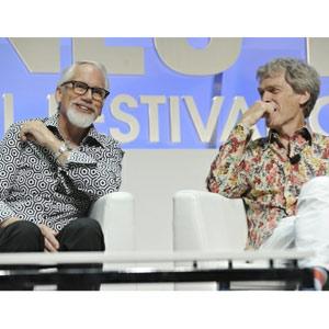 "John Hegarty a Dan Wieden en #CannesLions: ""Odio a muerte al chico de Old Spice"""