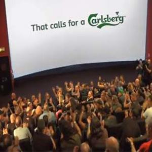 'Motoristas' de Carlsberg, León de Plata en Film en Cannes