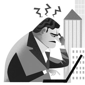 ¿Qué opinan los empresarios sobre las redes sociales en el trabajo?