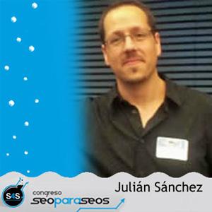 J. Sánchez en #seo4seos: