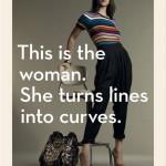 30 anuncios de ropa cosidos con hilo creativo de primera calidad