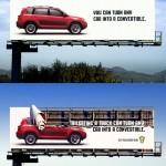 33 ejemplos de publicidad exterior que enamora a primera vista al espectador