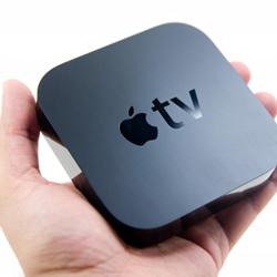 """Apple vendió sólo 4 millones de Apple TVs en su último año fiscal, un nivel """"de hobby"""" según Tim Cook"""