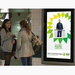 La marca BP recurre a contenidos generados por los usuarios para su campaña como patrocinador olímpico