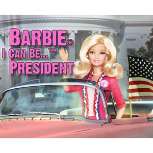 Barbie se lanza a la campaña electoral de EEUU vestida de rosa y con un fuerte despliegue en redes sociales