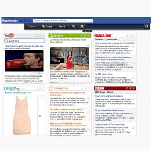 Con Dragsy el futuro de los medios parece estar cada vez más en las aplicaciones de Facebook