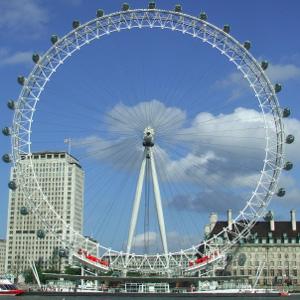 El 'London Eye' reflejará en directo, gracias a Twitter, la opinión de los internautas sobre los Juegos Olímpicos