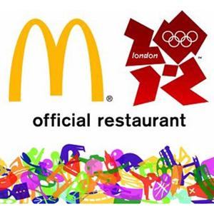 Una compañía de comida basura no debería patrocinar los Juegos Olímpicos, ¿o sí?
