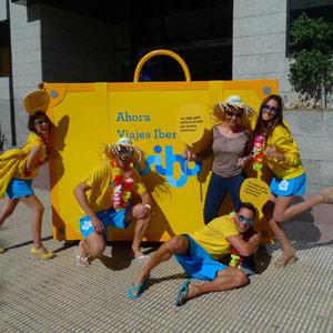 La maleta de VIBO Viajes ya recorre toda España